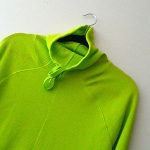 Under Armour Funnel Neck Waffle Thermal Pullover